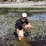 Paul FLyer choosing Mussels