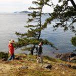 time to hike Jones Island