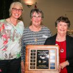 Recipients: Julia Roberts, Judy Shanks & Sandy Thomas