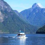 Cruising from Princess Louisa Inlet