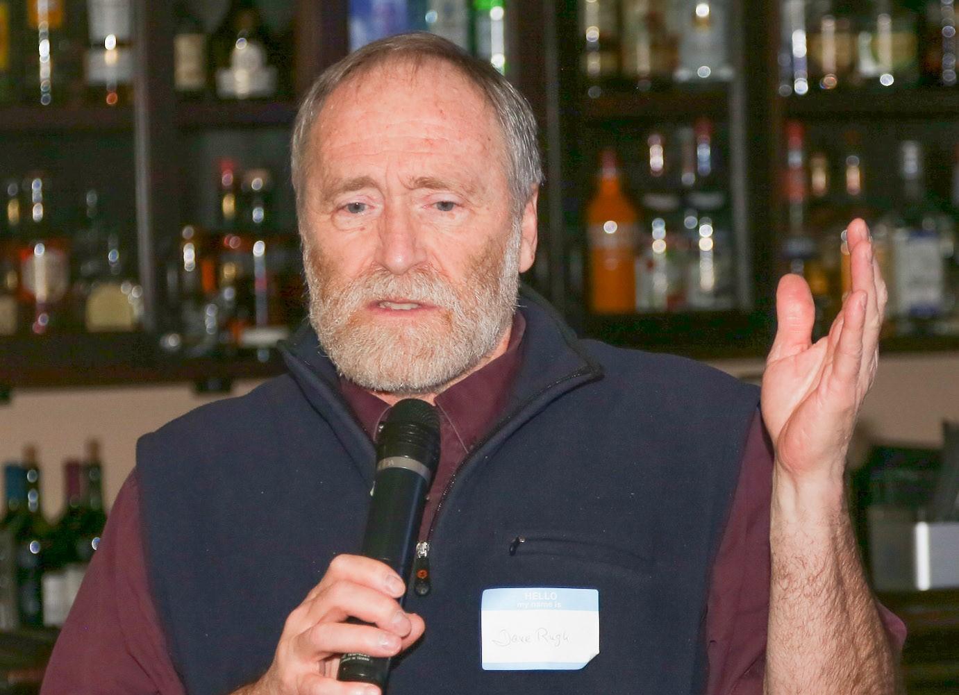 David Rugh - February Speaker