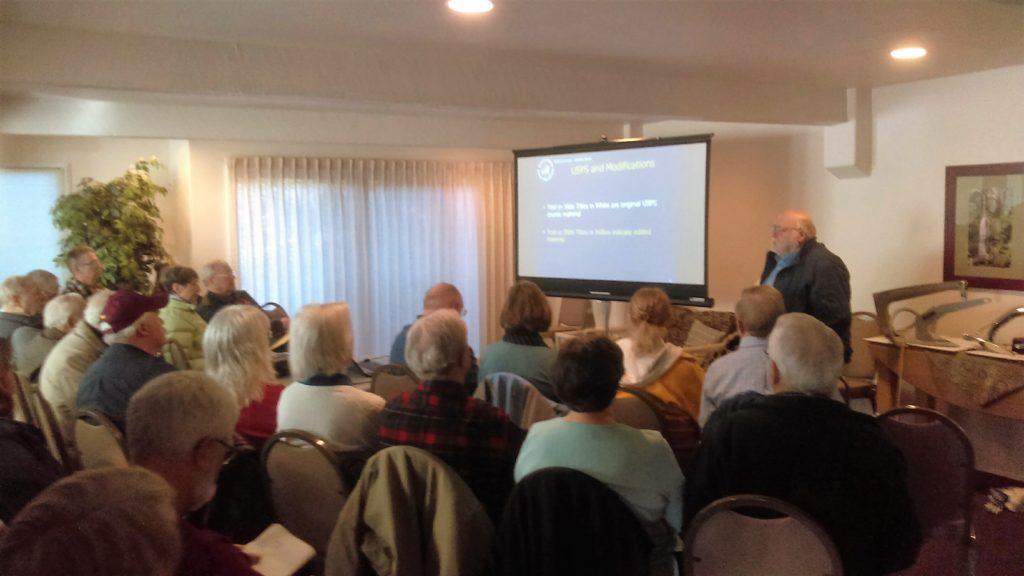 Don Stem teaching Clinic on Anchoring