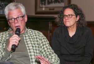 Speakers Burt Jones & Maurine Shimlock, Professional Photo Journalists and divers