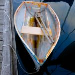 this little boat captured the photographer's eye