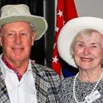 our Thurston Howell III & Lovey (Jim & Jan Jones)