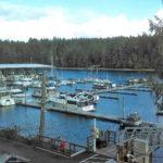 Docked at Pleasant Harbor