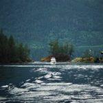traversing the rapids