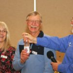 Awarded A bottle of Dog Drool soda
