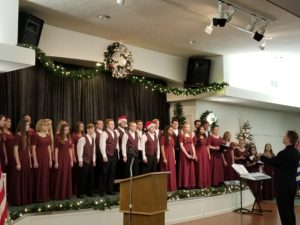 Sequim High School Choir