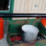 Gordon's method for steaming boards