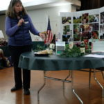Cindy speaks regarding Talequah farms and their currant growing business