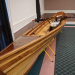 Ted Shanks personally built 18 ft row boat