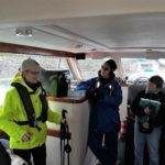 Suzy Webb Instructor of the Hook & Moor activity