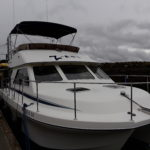 ZCat - Karen and Ray Mahlick's boat