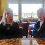 Sandy Stem & Alayne Fellows