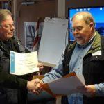 Steve McDevitt rec SEAMANSHIP & Engine Maintenance