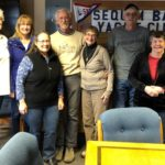 Students and Instructors for the 2018 Seamanship Class
